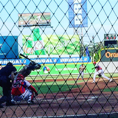 Caribbean Series in the Dominican Republic