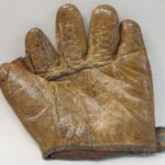 Baseball Glove from 1871