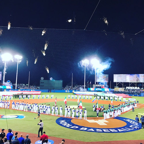 World Baseball Classic opening celebration in Jalisco